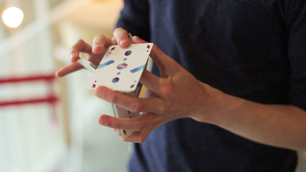 Cardistry Tutorial - ATN EP - gallery - close up