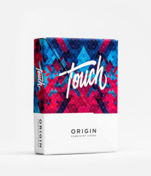 Cardistry Cards Packshot - Origin - Swivel box close
