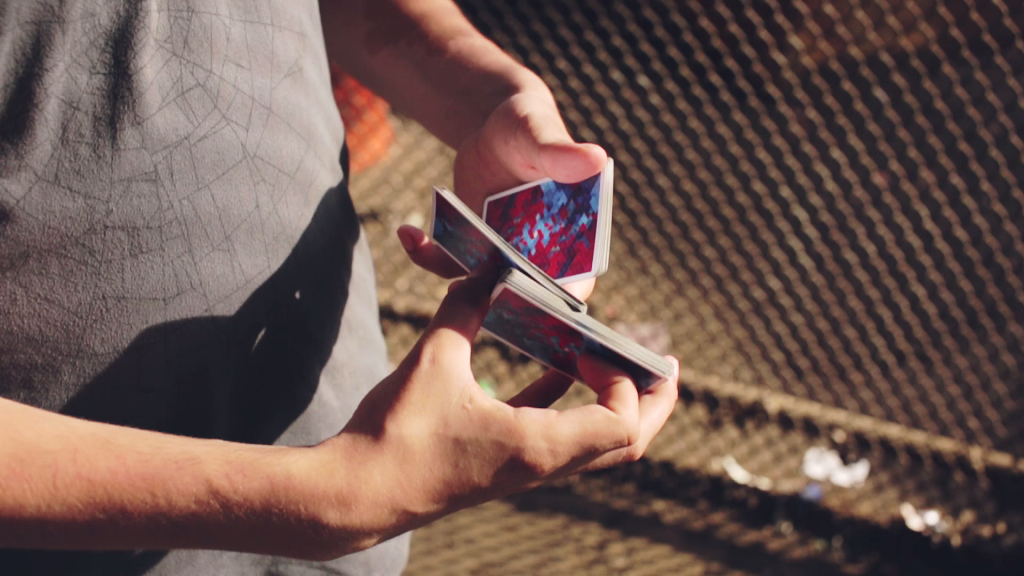 Cardistry Tutorial - GOD LP - gallery - move