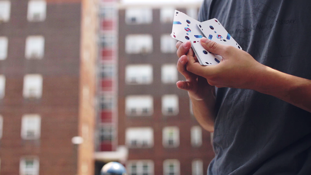 Cardistry Tutorial - GOD LP - gallery - funnel