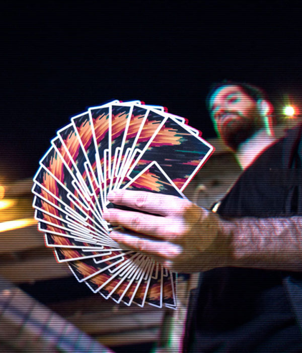 Pulse Cardistry Cards - giant fan