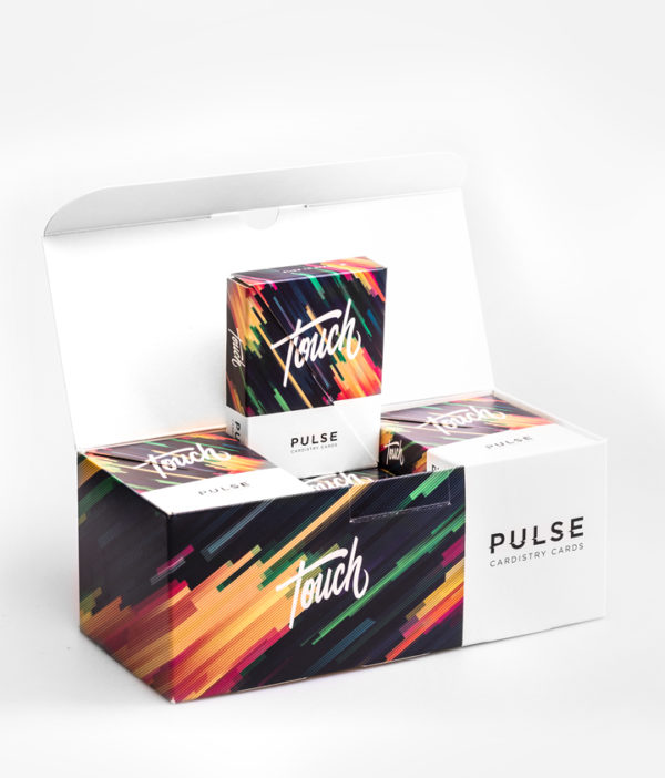 Cardistry Cards Packshot - Pulse - Brick Box
