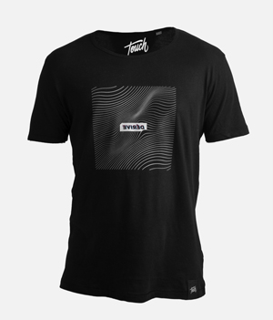 Cardistry Apparel - Dérive Black T-Shirt - thumbnail 1