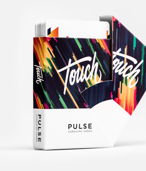 Cardistry Cards thumbnail - Pulse - Swivel box open