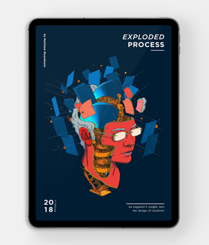 Cardistry Digital Book thumbnail 2 - Exploded Process