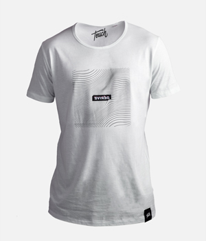 Cardistry Apparel - Dérive White T-Shirt - thumbnail 2