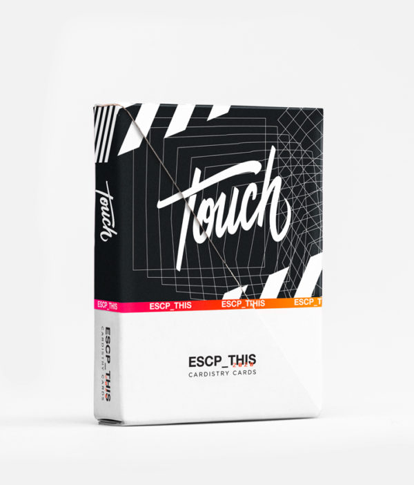 Cardistry Cards Packshot - ESCP_THIS - Swivel box close