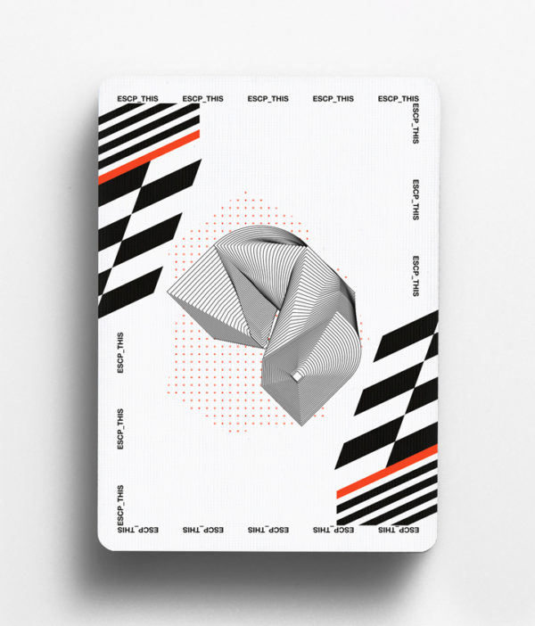 Cardistry Cards Packshot - ESCP_THIS - Front