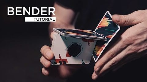 Cardistry Tutorial - Bender