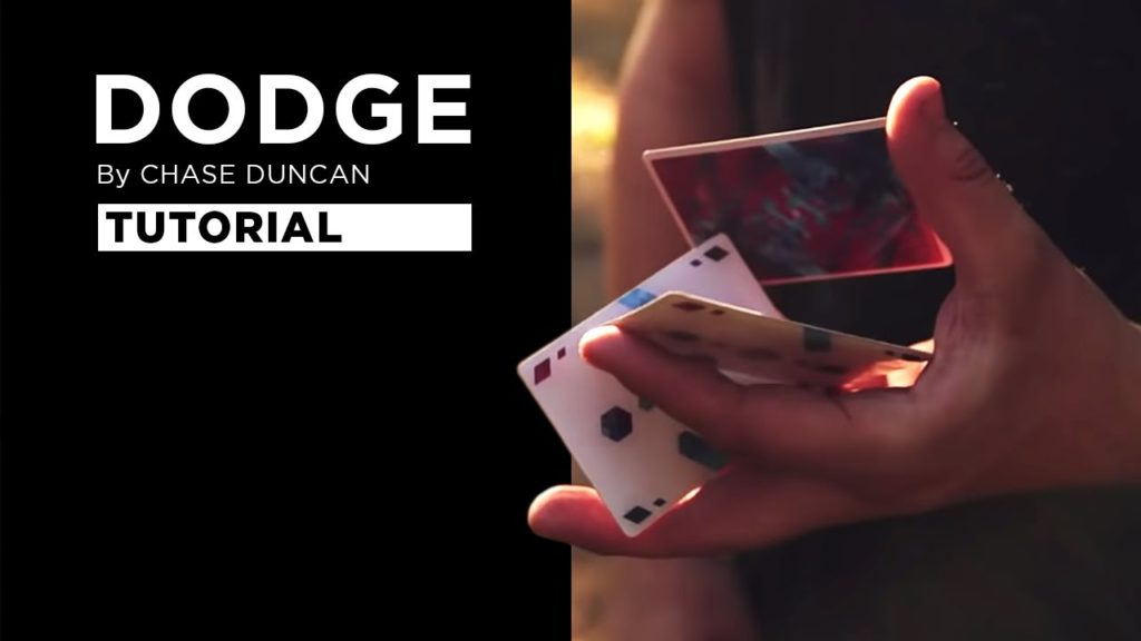 Cardistry Tutorial - Dodge