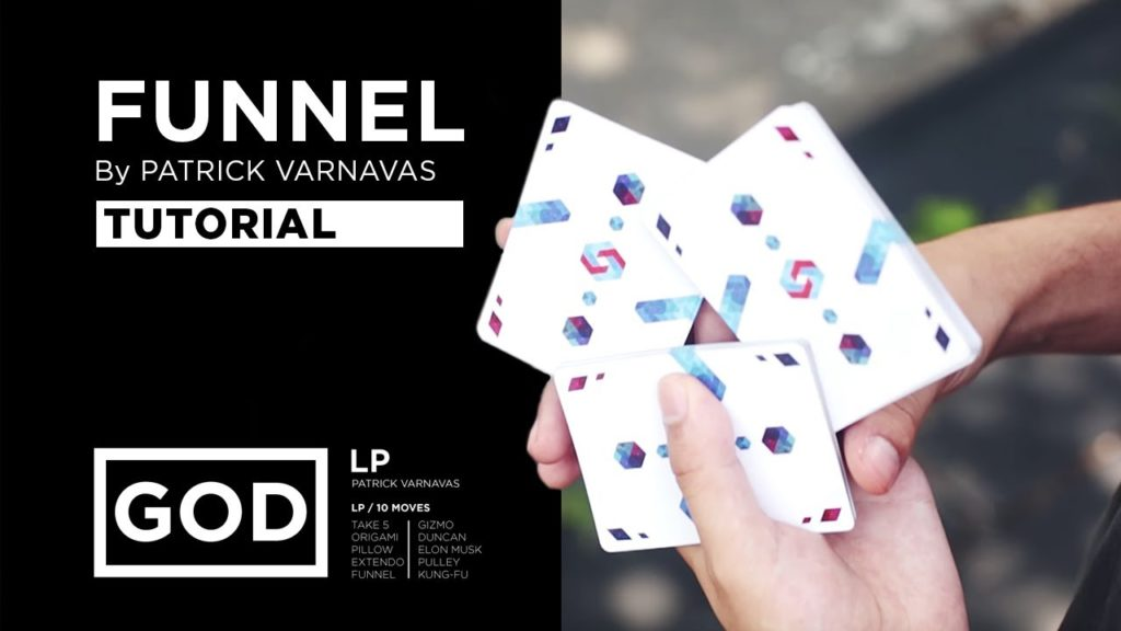 Cardistry Tutorial - Funnel