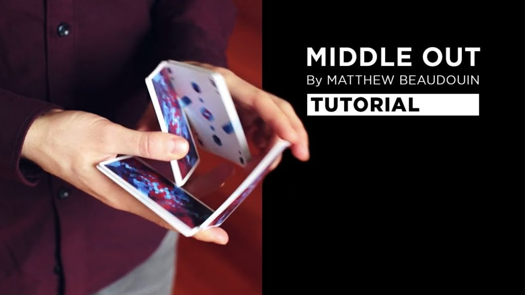 Cardistry Tutorial - Middle Out