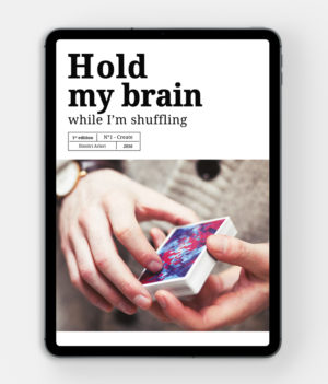 Cardistry Digital Book Preview2 - Hold my Brain