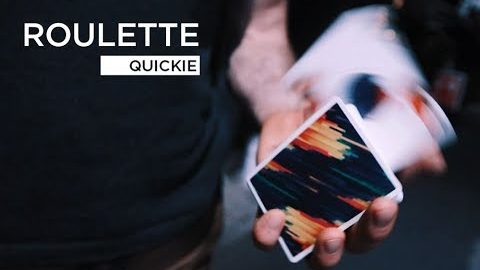 Cardistry Tutorial - Roulette