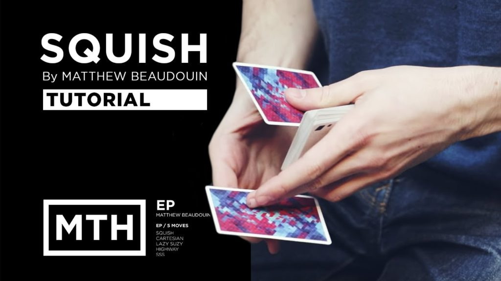 Cardistry Tutorial – Squish