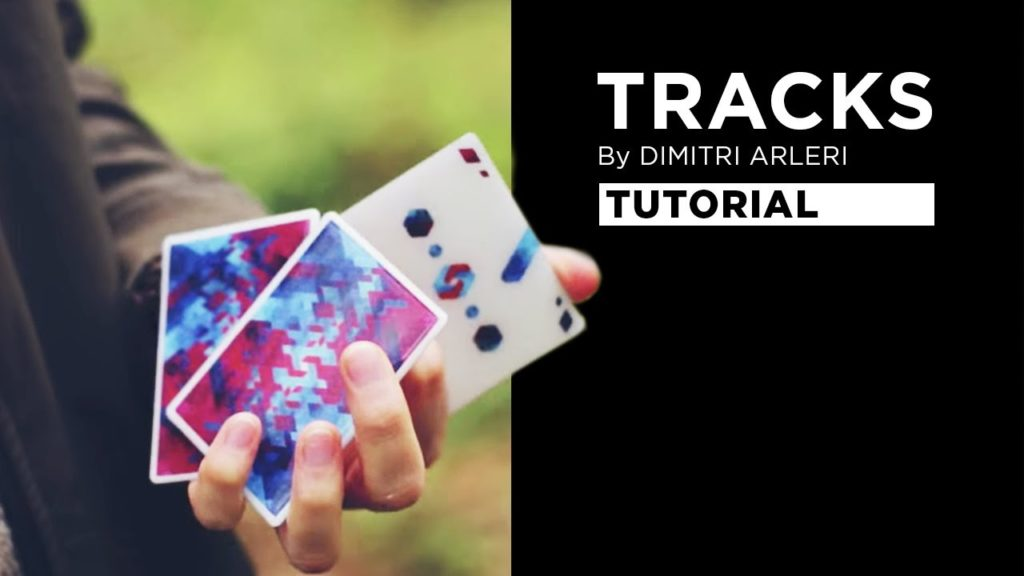 Cardistry Tutorial - Tracks