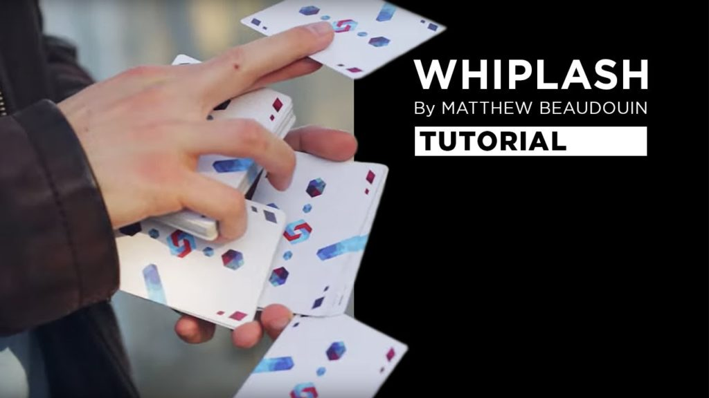 Cardistry Tutorial - Whiplash