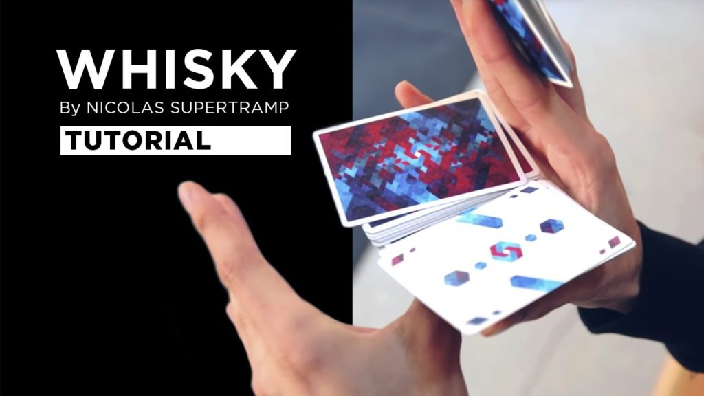 Cardistry Tutorial - Whisky