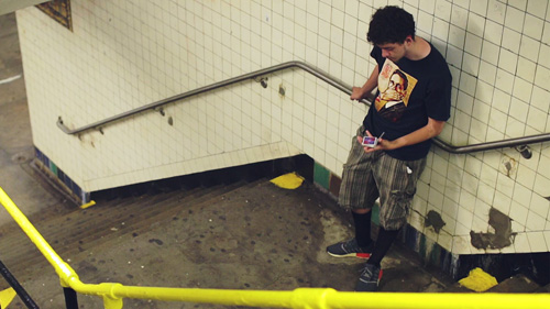 Cardistry Tutorial - GOD LP - gallery - subway